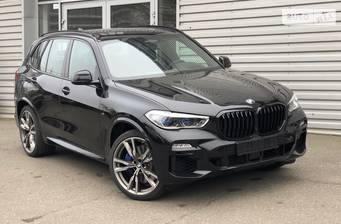 BMW X5 M50d Steptronic (400 л.с.) 2019