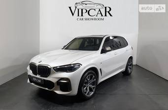 BMW X5 M50d Steptronic (400 л.с.) 2020