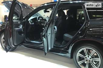 BMW X5 2018  Security