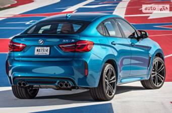 BMW X6 M F86 4.4 AT (575 л.с.) xDrive 2017