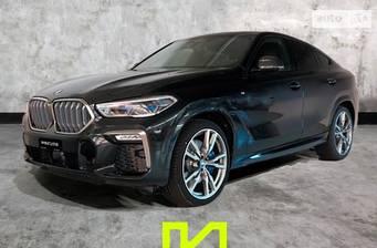 BMW X6 M 4.4 Steptronic (600 л.с.) xDrive 2020