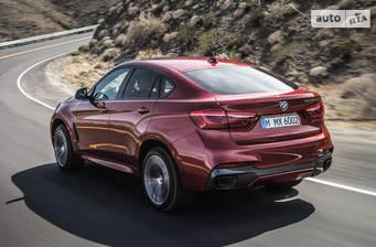 BMW X6 F16 40d AT (313 л.с.) xDrive 2018