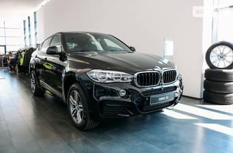 BMW X6 F16 35i AT (306 л.с.) xDrive 2019