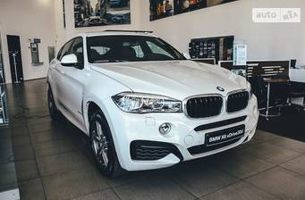 BMW X6 F16 30d AT (258 л.с.) xDrive 2019