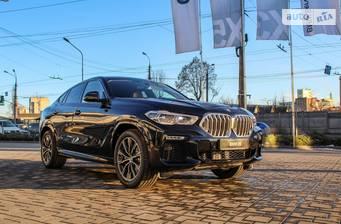 BMW X6 40i Stepotronic (340 л.с.) xDrive 2019