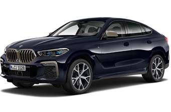 BMW X6 2020 в Харьков