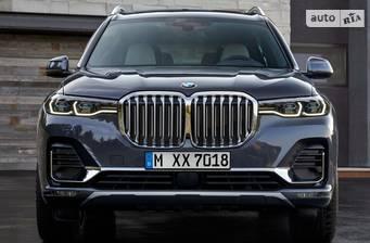 BMW X7 M50d Steptronic (400 л.с.) xDrive 2018