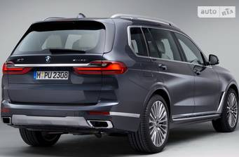 BMW X7 M50i Steptronic (530 л.с.) xDrive 2019