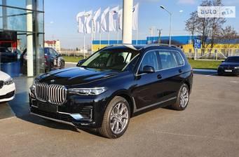 BMW X7 30d Steptronic (265 л.с.) xDrive 2019