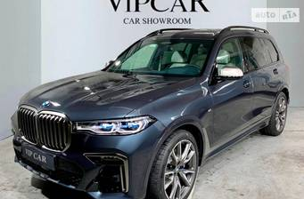 BMW X7 M50d Steptronic (400 л.с.) xDrive 2020