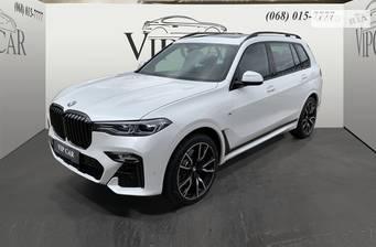 BMW X7 40i Steptronic (340 л.с.) xDrive 2020