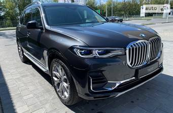 BMW X7 40i Steptronic (340 л.с.) xDrive 2020