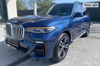 BMW X7 2020 в Ивано-Франковск