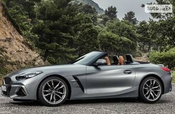 BMW Z4 30i Steptronic (258 л.с.) sDrive 2018