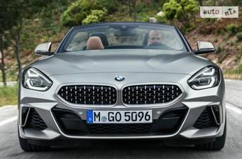 BMW Z4 M40i Steptronic (340 л.с.) xDrive 2018