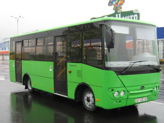 Богдан А-221 1 покоління Городской