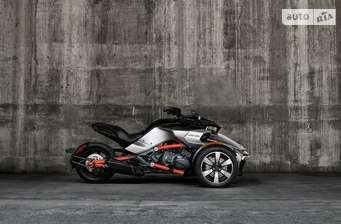 BRP Can Am Spyder F3-T SE6  2016