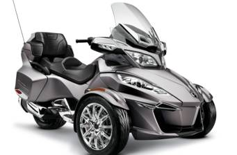 BRP Can Am Spyder RT Limited 2017