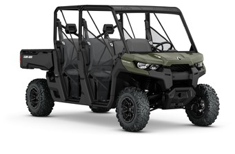 BRP Defender MAX HD10 XT  2017