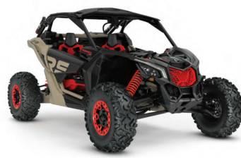 BRP Maverick X3 RS Turbo RR Smart Shox 2021