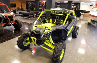 BRP Maverick X3 X MR Turbo RR 2021