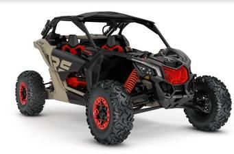 BRP Maverick X3 Max X RS Turbo RR Smart Shox 2021