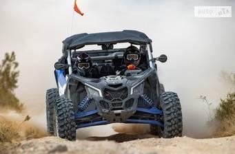 BRP Maverick X3 RS Turbo RR Smart Shox 2022