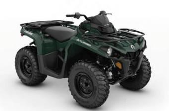 BRP Outlander STD 450 2021