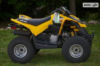 BRP Can Am DS 90 X 2016