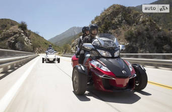 BRP Can Am Spyder RT-S SE6 2017