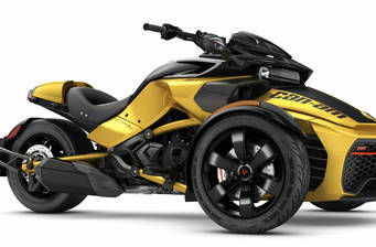 BRP Can Am Spyder F3-S 500 Daytona 2017