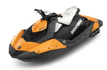 BRP Sea-Doo Spark 3-UP 90hp/IBR Pineapple 2019