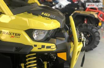 BRP Traxter HD10 X-MR 2019