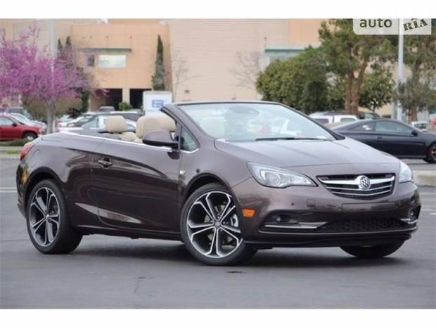 Buick Cascada Premium