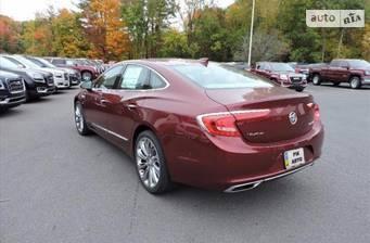 Buick LaCrosse 3.6 АТ (310 л.с.) AWD 2018