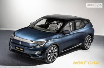 Byton M-Byte 95 kWh AWD 2021