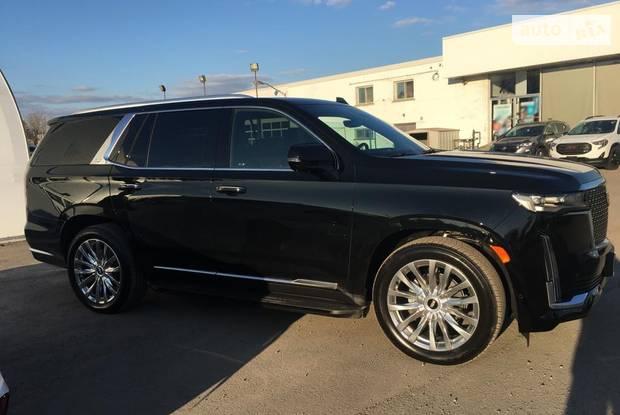 Cadillac Escalade Platinum Luxury