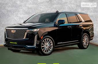 Cadillac Escalade 6.2 AT (420 л.с.) AWD 2020