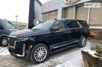 Cadillac Escalade 6.2 AT (420 л.с.) AWD 2021