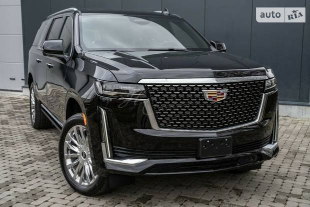 Cadillac Escalade Platinum Sport