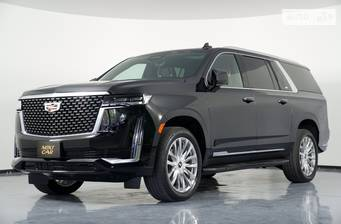 Cadillac Escalade ESV 6.2 AT (420 л.с.) AWD 2021