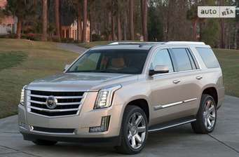 Cadillac Escalade 6.2 АТ  Premium 2018