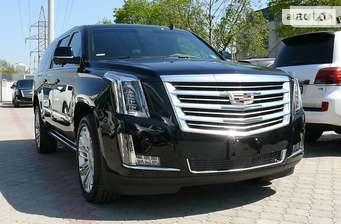 Cadillac Escalade Platinum ESV 2018