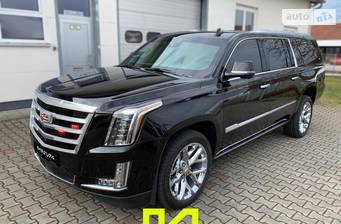 Cadillac Escalade 2020 Armored level B6