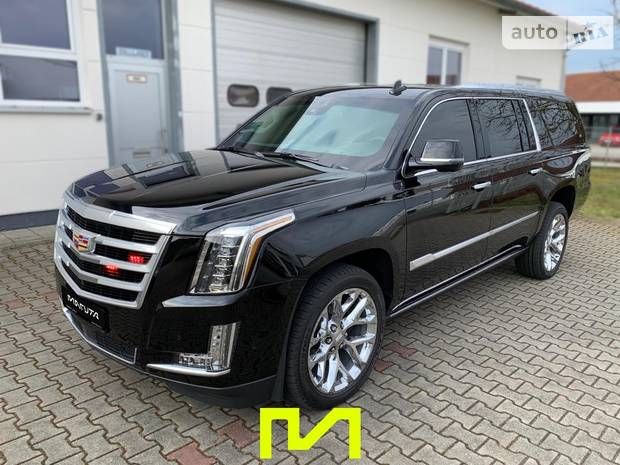 Cadillac Escalade Armored level B6