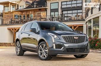 Cadillac XT5 3.6 AT (310 л.с.) 2020