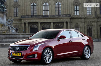 Cadillac ATS 2.0T AT (272 л.с.) 2018