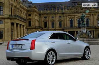 Cadillac ATS 2018 Luxury