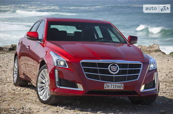 Cadillac CTS 2020 Luxury