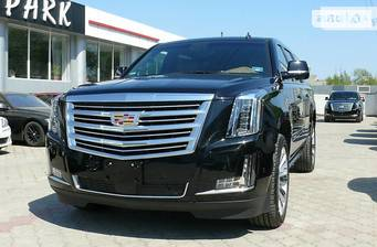 Cadillac Escalade 6.2 АТ  2019